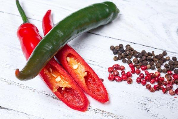 Острый перец - Полезные и опасные свойства острого перца