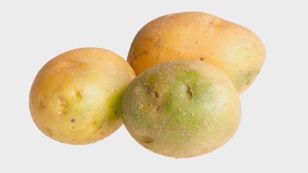 Как избавиться от солонина в картошке