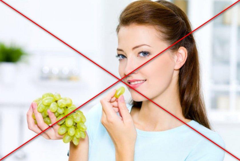 При Похудении Можно Кушать Виноград.