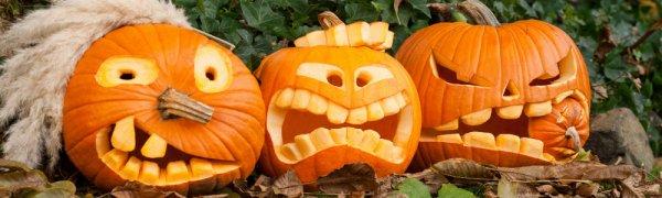Тыква на Хэллоуин: как правильно её сделать и как сохранить, фото