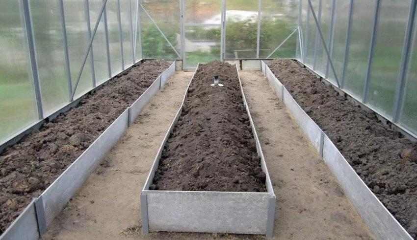 Почва для теплиц