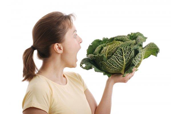 Пучит ли от брокколи и цветной капусты