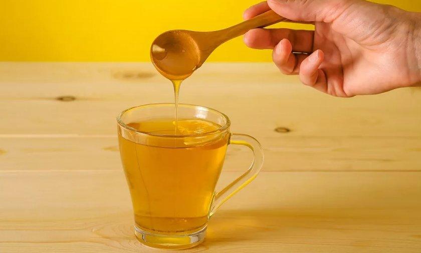 Мёд натощак
