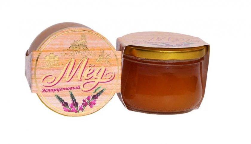 Свойства эспарцетового мёда