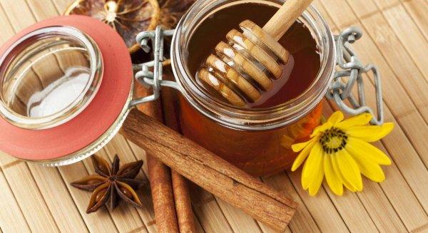 Пить мед с корицей натощак