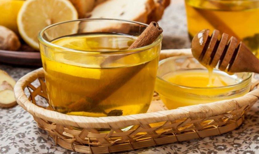 Применение корицы с мёдом