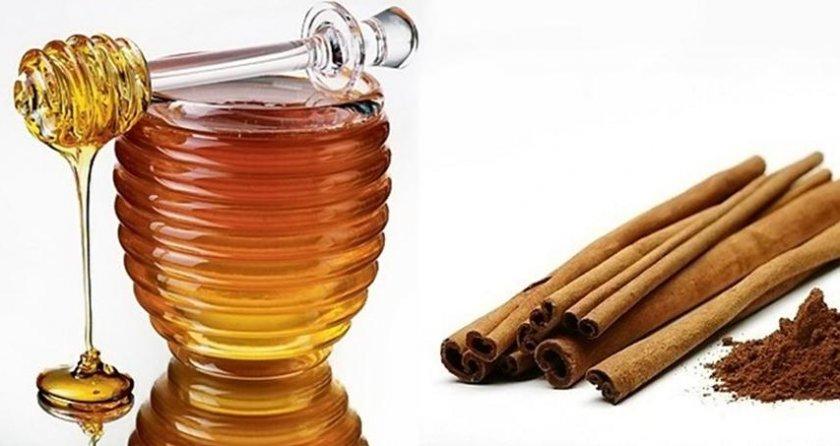 Мёд с корицей для сердца и сосудов