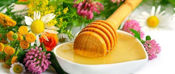 Мед степное разнотравье