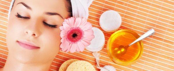 Мед для сухой кожи лица
