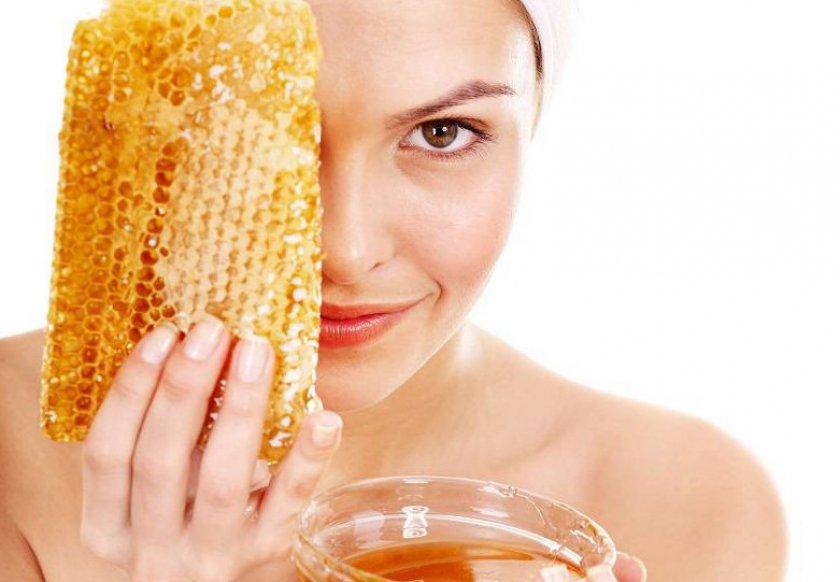 Воздействие меда на кожу лица thumbnail