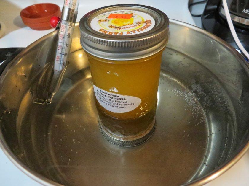 Как сделать мёд жидким