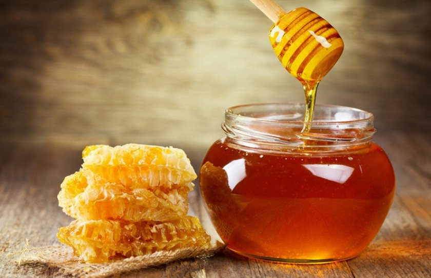 Кристаллизация мёда