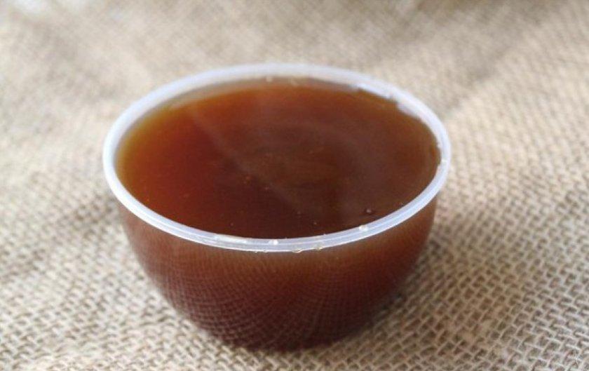 Хранение гречишного мёда