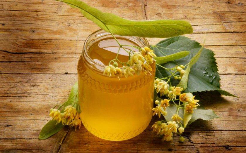Свойства липового мёда
