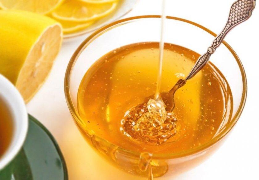 Применение липового мёда