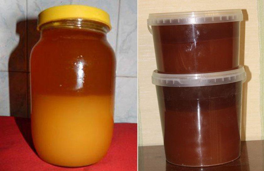 Некачественный мёд