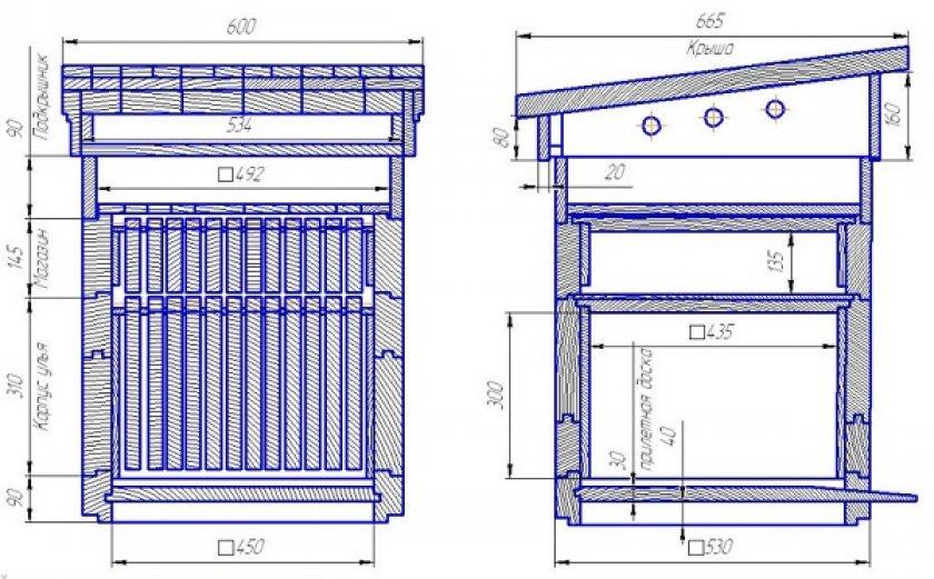 12-рамочная конструкция