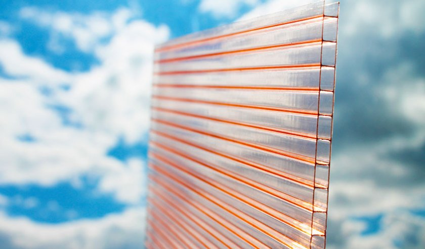 Сотовый поликарбонат Greenhouse Nano