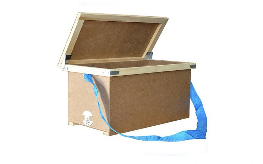 Ящик для переноски рамок