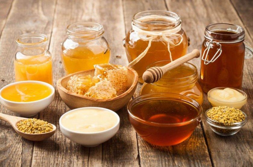 Асорти мёда