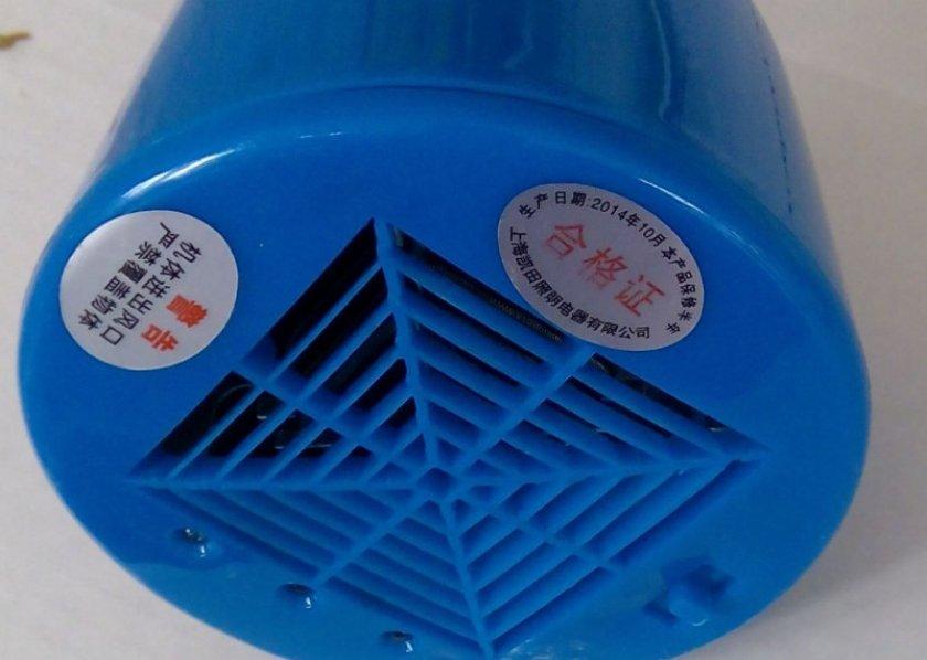 Тепловые вентиляторы