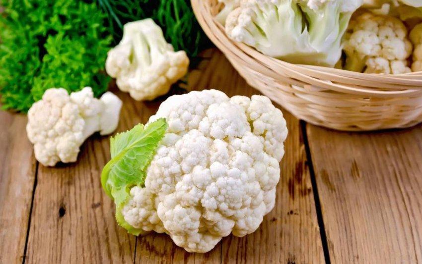 Употребление цветной капусты