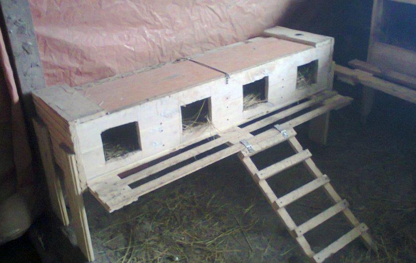 Гнездовая конструкция