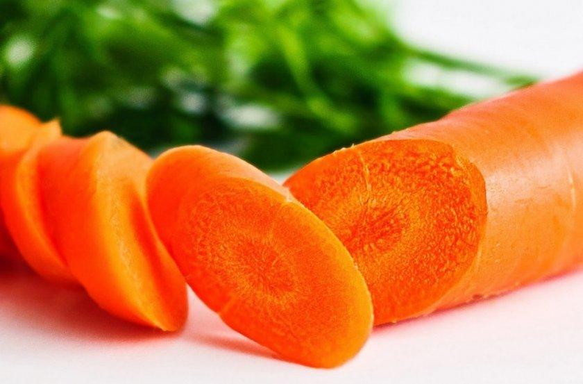 Пищевая ценность моркови