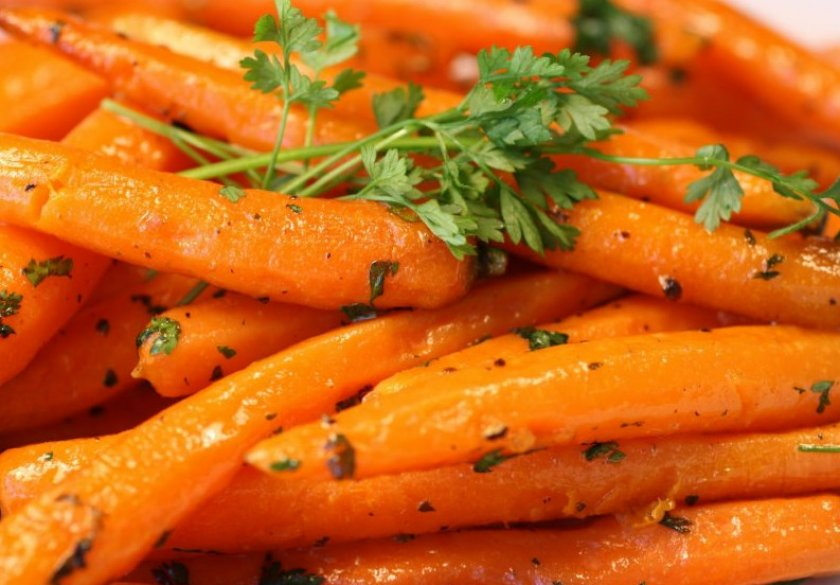 Термическая обработка моркови