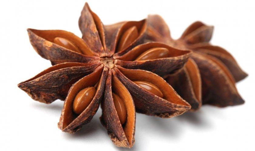 Семена бадьяна