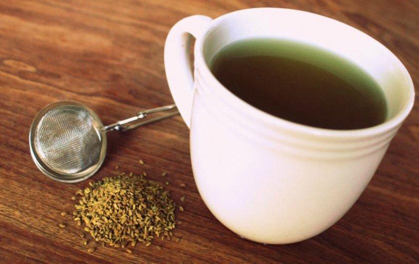 Чай из семян аниса