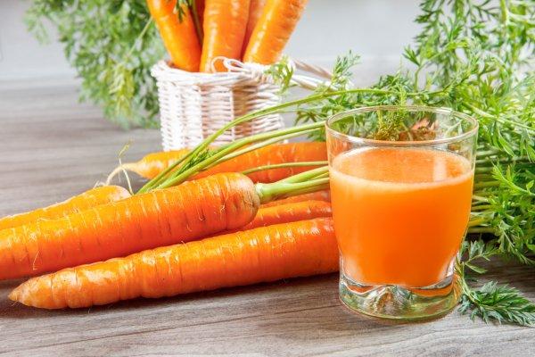 Можно ли есть морковь при гастрите и как пить морковный сок для лечения, рецепты