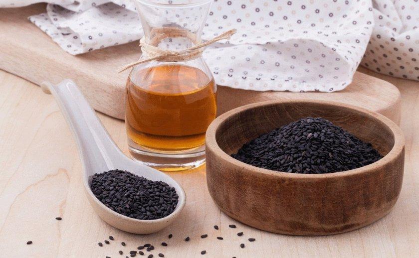Применение масла чёрного тмина