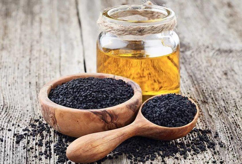 Масло черного тмина для профилактики