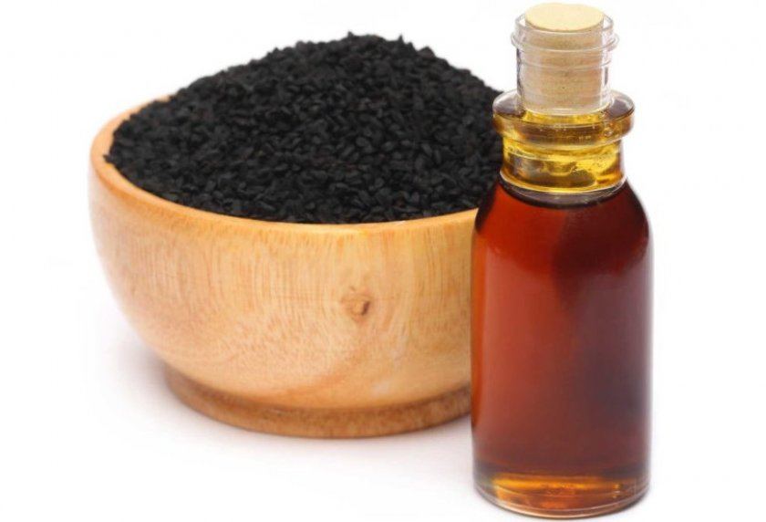 Масло черного тмина при заболеваниях