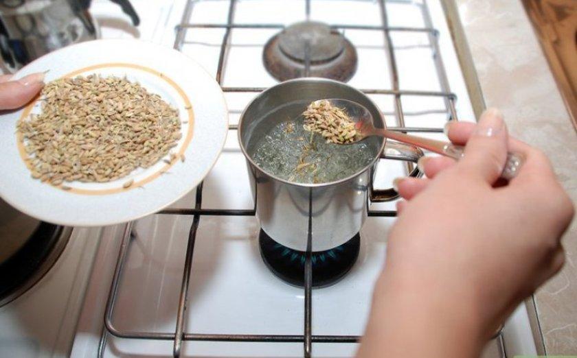Как готовить настой из семян аниса