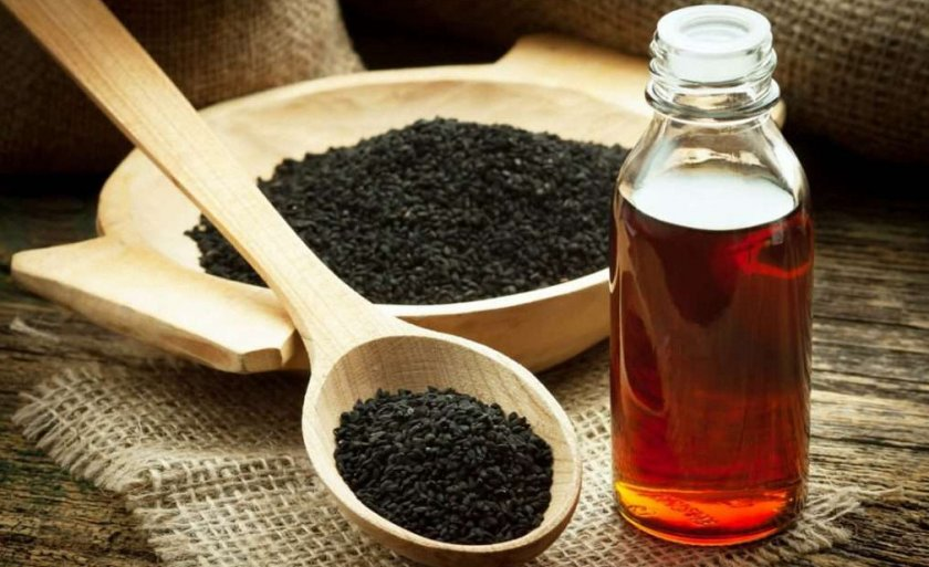 Использование масла чёрного тмина