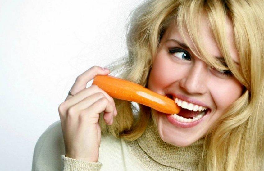 Нормы употребления моркови