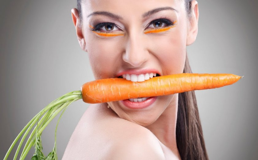 Свойства моркови для женщин