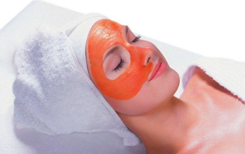 Применение морковного сока в косметологии