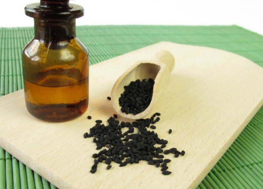 Свойства семян и масла чёрного тмина