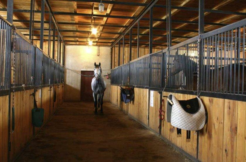 Денник для лошадей