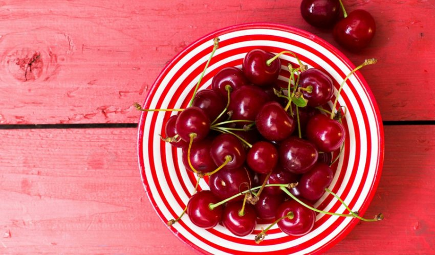 Выбор качественной вишни