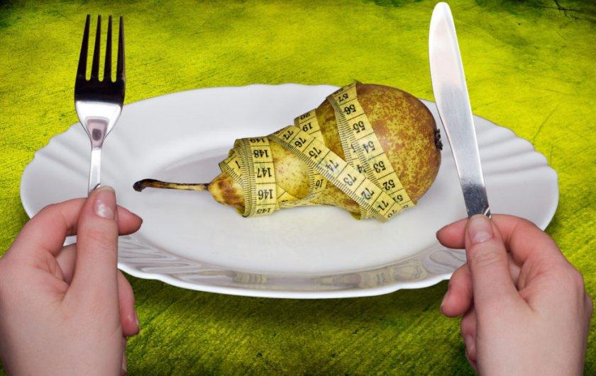 Особенности употребления груши при похудении