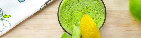 Корень сельдерея с лимоном и медом