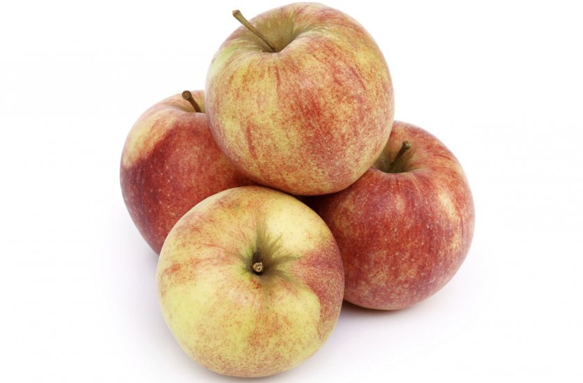 Калорийность яблок Джонаголд