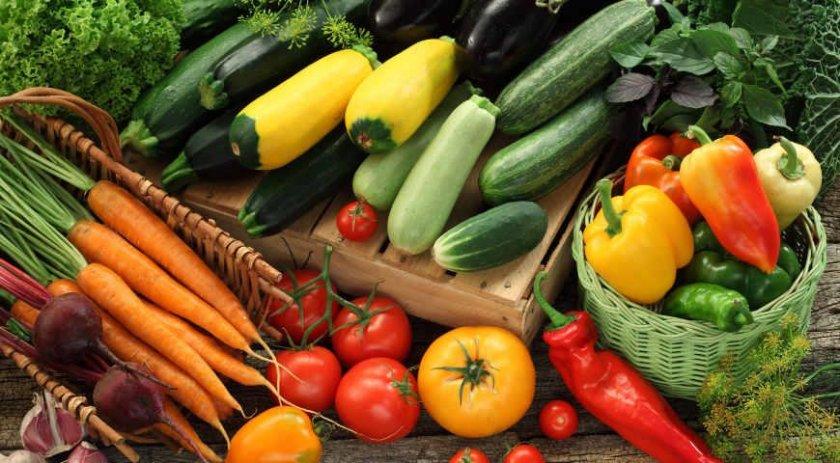 В этом году урожай овощей в Украине будет большим, чем в прошлом