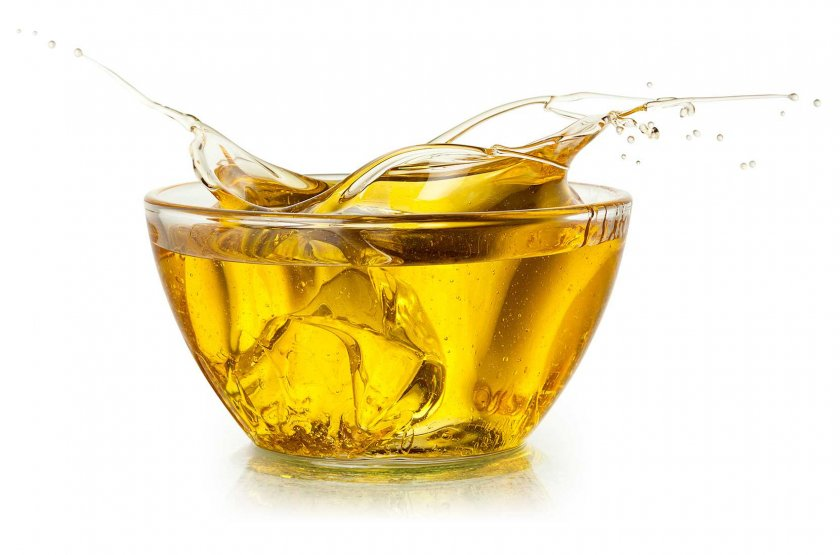 Подсолнечное масло «Королевский смак» стало азотированным