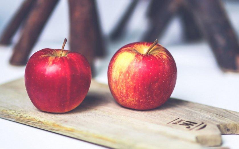 Чистые яблоки