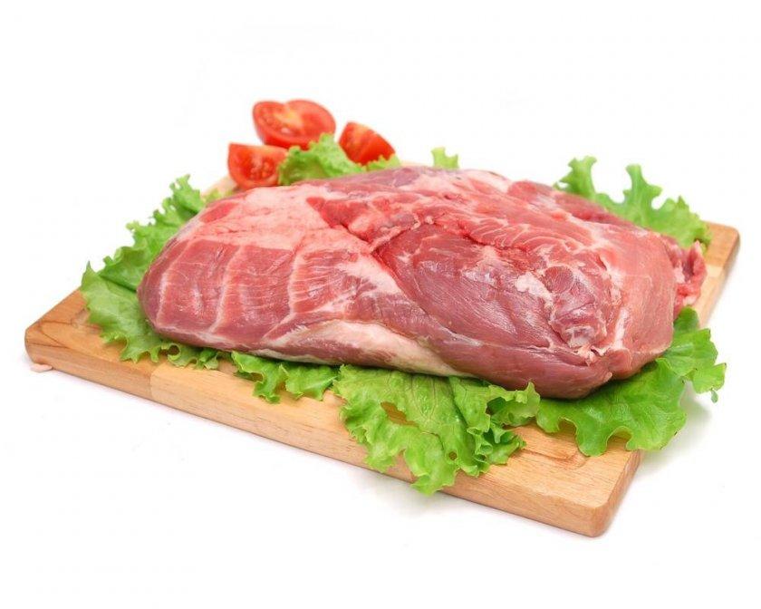 Китай закупил крупные партии свинины в США
